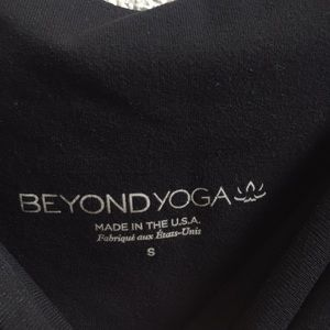 Beyond Yoga Pants - Beyond Yoga black legging, sz s, 58781